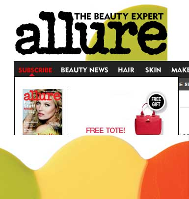 Allure giveaway