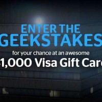 Time Warner Cable 1000 Visa Gift Card Geekstakes Sweepstakes 2013