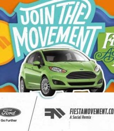 Win a Car 2014 Ford Fiesta and Win 2014 VIP Bonnaroo Tickets