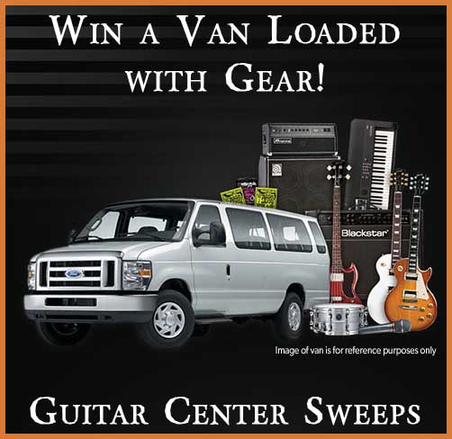 Win A Car Free Instruments And Audio Equipment Guitar