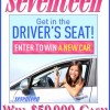 Win cash win a car sweepstakes 2014 Seventeen Magazine