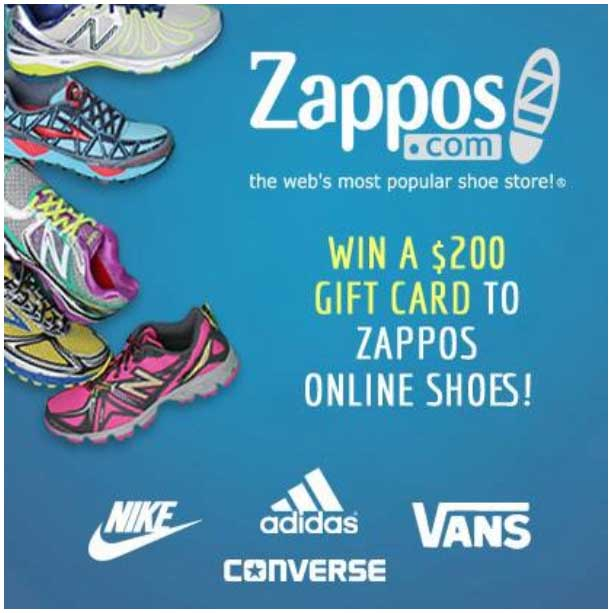 where can i buy zappos gift cards