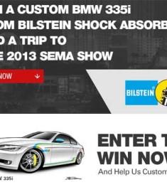 Bilstein Win a Trip to Las Vegas