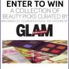 Glam Makeup Beauty Picks Sweepstakes