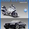 Win a Car Win a motorcycle Ebay Motors Sweepstakes
