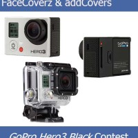 Win a Free GoPro Hero3 Black Contest