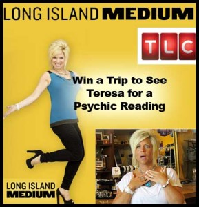 Win a Psychic Reading with Long Island Medium TLC Sweepstakes