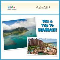 Win a Trip to Hawaii