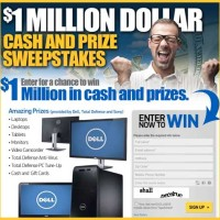 1 Million Cash and Prizes TigerDirect Tech Sweepstakes