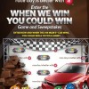 M and M Game and Win a Car Sweepstakes