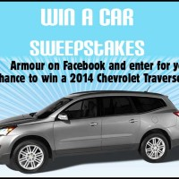 Win a Car 2014 Chevrolet Traverse Facebook Sweepstakes