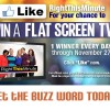 Win a Flat Screen TV Right this Minute TV Giveaway