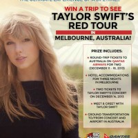 Win a Trip to See Taylor Swift in Australia