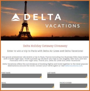 Delta Holiday Getaway Giveaway Queen Latifah