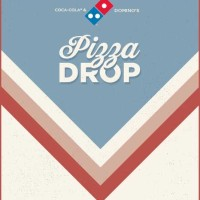 Dominos Pizza Sweepstakes Game Pizza Drop