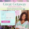 Great Getaway Oprah Sweepstakes Win Ultimate Vacation and 25k