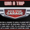 History Channel Counting Cars Rock Your Garage Sweepstakes