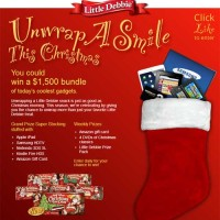 Little Debbie Christmas Giveaway 2013