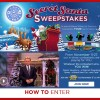 Secret Santa Sweepstakes Wheel of Fortune Sweeps