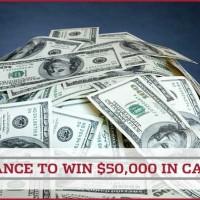 Win Free Cash 50k GACTV Sweepstakes