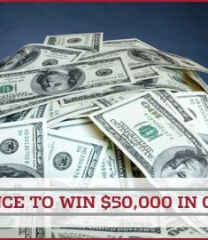 Win Free Cash 50k GACTV Sweepstakes