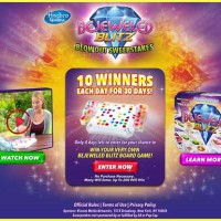 Win Toys Bejewled Blitz Game Nickeloden Sweepstakes