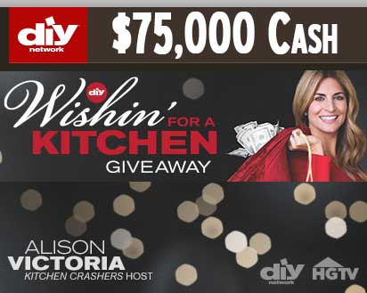 Win A New Kitchen Wishin For A Kitchen Christmas Sweepstakes