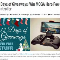 12 Days of Giveaways Win MOGA Hero Power Controller