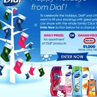 Dial 1000 Cash Prizes Facebook Sweepstakes