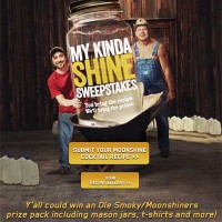 Discovery Channel Sweepstakes My Kinda Shine Moonshiners TV Show