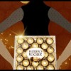 Ferrero Rocher Golden Giveaway Free Chocolate