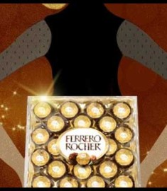 Ferrero Rocher Golden Giveaway Free Chocolate