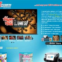 Happy Holigames Disney Sweepstakes Free Wiiu