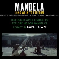 Nelson Mandela Film CNN Sweepstakes Win a Trip to Cape Town South Africa