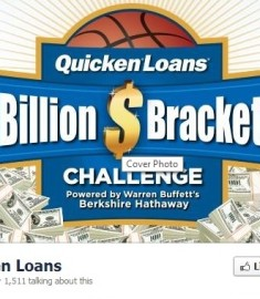 Billion Dollar Bracket Challenge Quicken Loans 2014