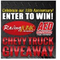 Chevrolet truck giveaway 2014
