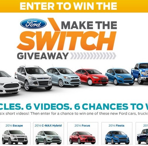 Find Detail Information For Car Giveaway Sweepstakes - agcar.party