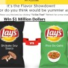 Lays Do us a flavor choose your chip contest win $1 million
