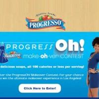 Progresso Sweepstakes ProgressOH! Makeohver Contest
