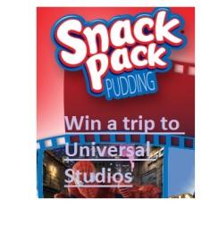 Win a trip to Universal Studios Orlando