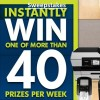 Brother Office supply closet sweepstakes