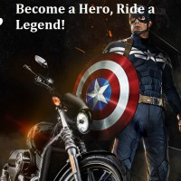 Captain America Sweepstakes