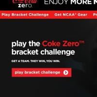 Coke Zero Bracket Challenge