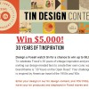 Fossil Watch Tin Design Contest 2014