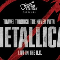 Metallica sweepstakes win a trip to the UK