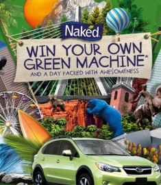 Naked Juice Pack in More sweepstakes
