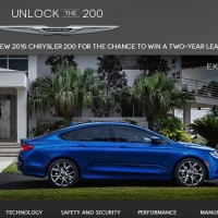 Win a Chrysler 200