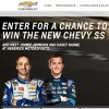 Win a car Chevrolet Sweepstakes 2014