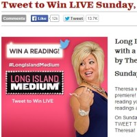 Win a reading with theresa Captuo Long Island Medium