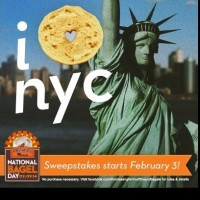 Win$5,000 Thomas' National Bagel Day Sweepstakes 2014